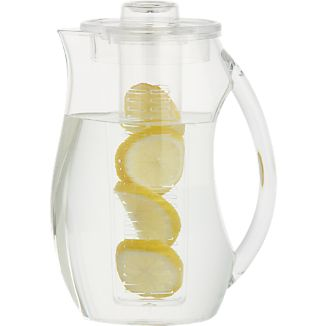 Acrylic Infusion Pitcher