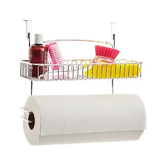 Interdesign Cabinet Paper Towel Holder
