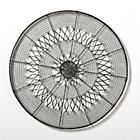 Intricate Circle Large Metal Wall Art.