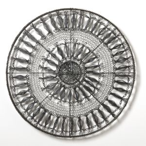 Intricate Circle Medium Wall Art