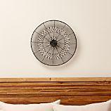 Intricate Circle Large Metal Wall Art