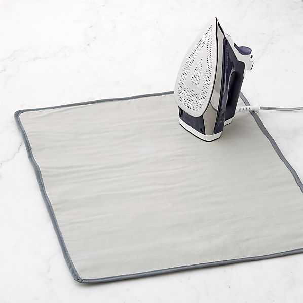 Polder ® Grey Ironing Blanket