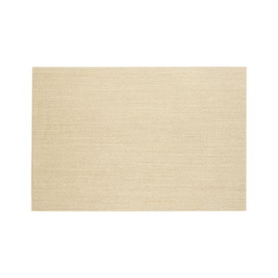Island Chevron Cream 6'x9' Rug