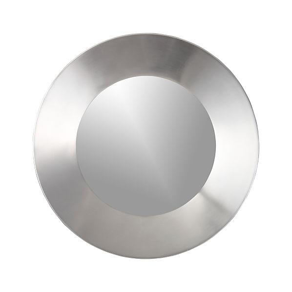 Iso Round Wall Mirror