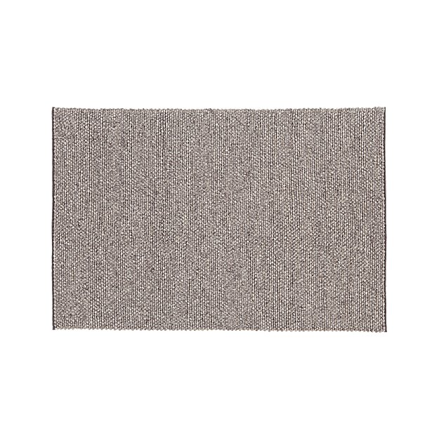 Ivan Natural Felted Wool 8'x10' Rug