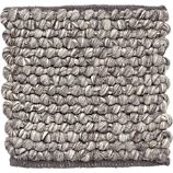 """Ivan Natural Felted Wool 12"""" sq. Rug Swatch"""