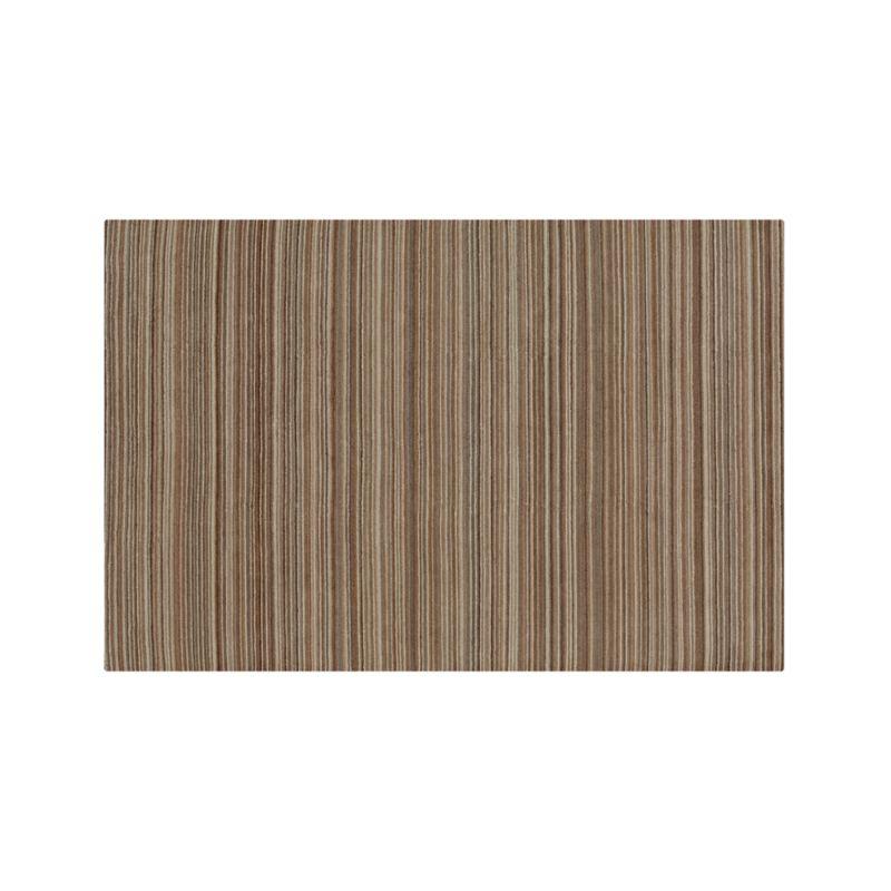Iverson Birch Wool 6'x9' Rug