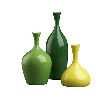 Crate and Barrel - Izzy Vases shopping in Crate and Barrel Vases