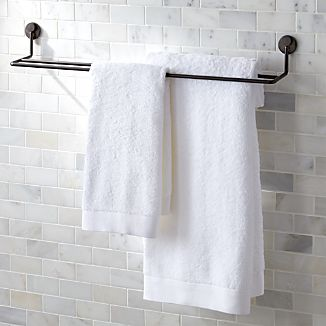 Jackson Double Bar Towel Rack