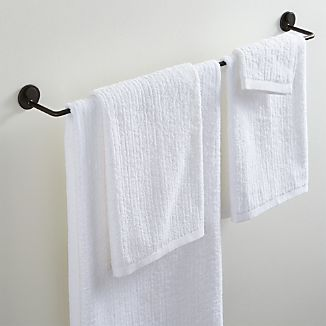 Jackson Single Bar Towel Rack