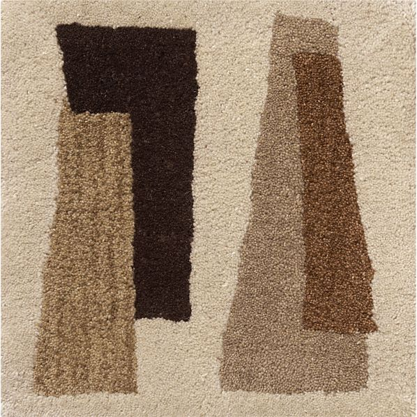 """Jacques 12"""" sq. Rug Swatch"""
