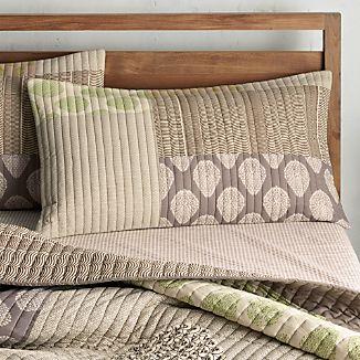 Jaipur Green King Pillow Sham