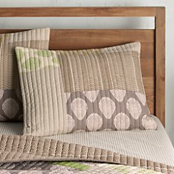 Jaipur Green Standard Pillow Sham