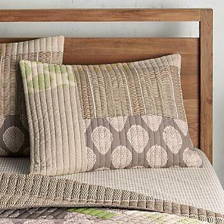 Jaipur Green Standard Pillow Sham