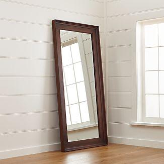 James Floor Mirror