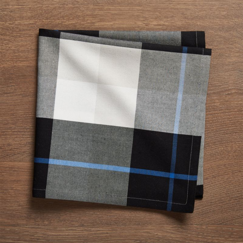 Jameson Plaid Cloth Dinner Napkin