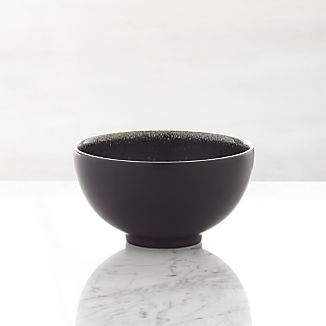Jars Tourron Black Bowl