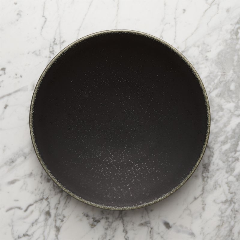 Jars Tourron Black Dinner Plate