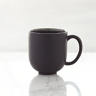 Jars Tourron Black Mug