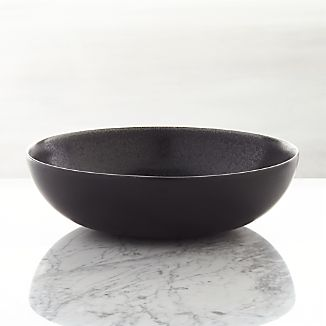 Jars Tourron Black Serving Bowl