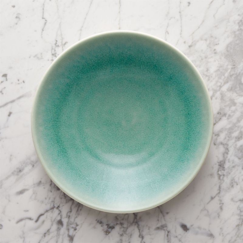 Jars Tourron Aqua Dinner Plate
