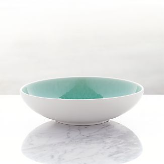 Jars Tourron Aqua Low Bowl