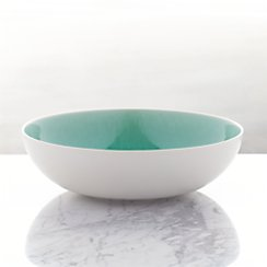 Jars Tourron Aqua Serving Bowl