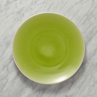 Jars Tourron Green Dinner Plate