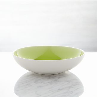 Jars Tourron Green Low Bowl
