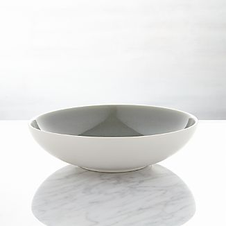 Jars Tourron Grey Low Bowl