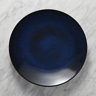 Jars Tourron Blue Platter