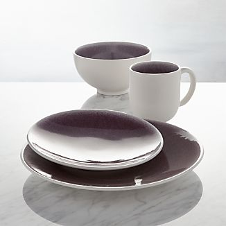 Jars Tourron Purple Dinnerware