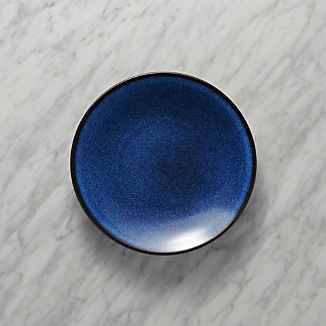 Jars Tourron Blue Salad Plate