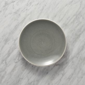 Jars Tourron Grey Salad Plate