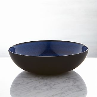Jars Tourron Blue Serving Bowl