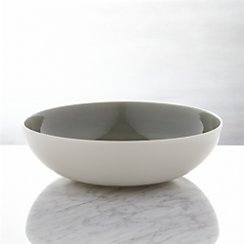 Jars Tourron Grey Serving Bowl