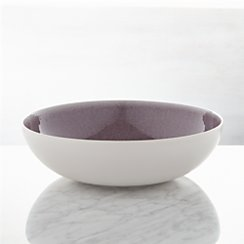 Jars Tourron Purple Serving Bowl