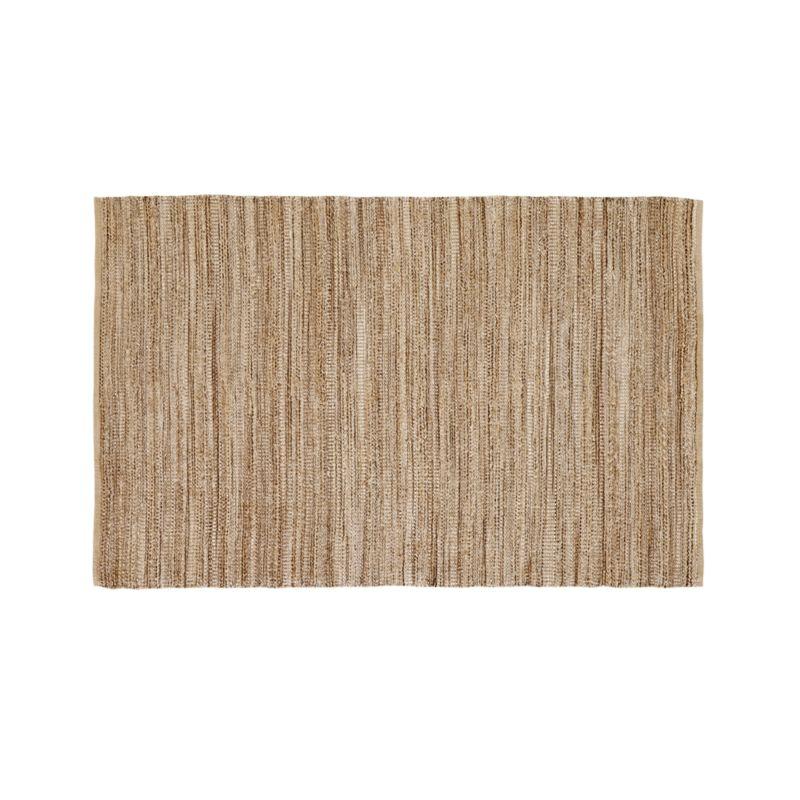 Jarvis Grey Jute-Blend 5'x8' Rug