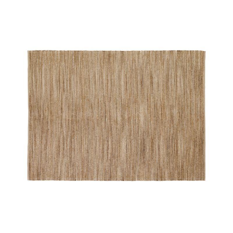 Jarvis Grey Jute-Blend 9'x12' Rug