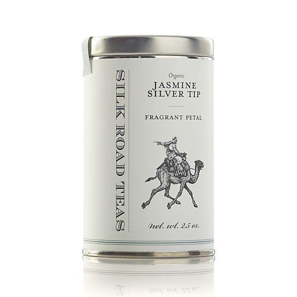 Jasmine Silver Tip Loose Tea