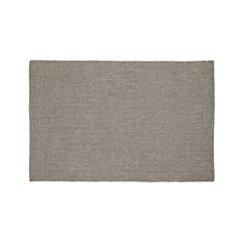 Jasper Taupe Wool-Blend 6'x9' Rug