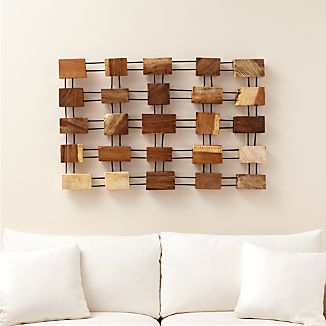 Javier Wood Wall Art