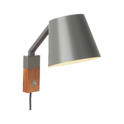 Jax Grey Sconce