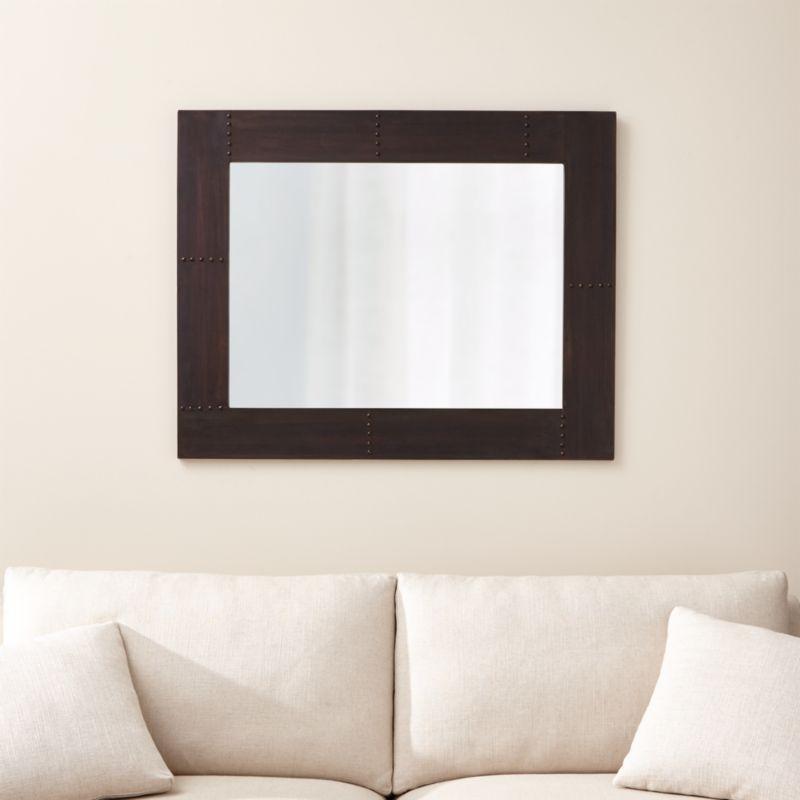 Jaxon Rectangular Wall Mirror