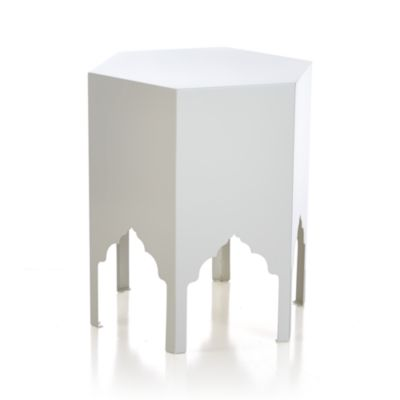 Jemma Ivory Side Table