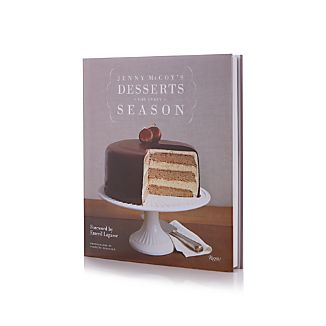 Jenny McCoy's Desserts for Every Season Cookbook