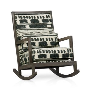 Jeremiah Fabric Back Rocker