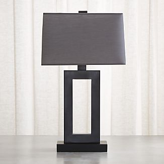 Jerry Antiqued Bronze Table Lamp