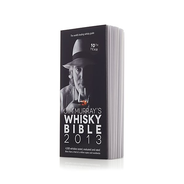 """Jim Murray's 2013 Whisky Bible"""