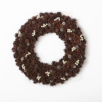 Jingleberry Large Wreath